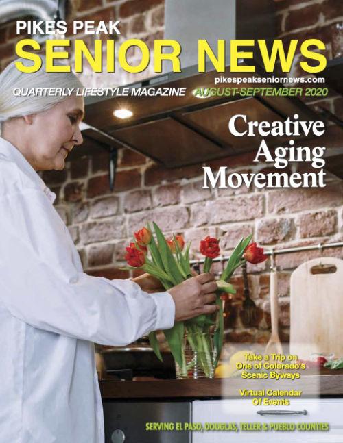 Pikes Peak Senior News Magazine - August, September 2020