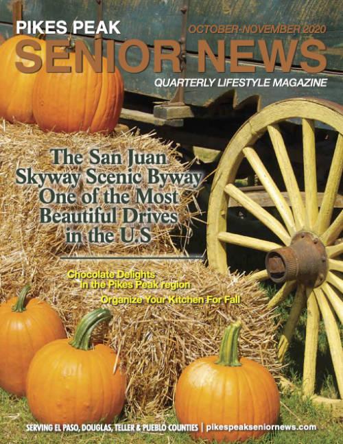 Pikes Peak Senior News Magazine - October 2020