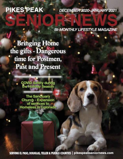 Peak Senior News Magazine - December 2020