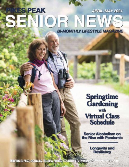 Peak Senior News Magazine - April and May 2021