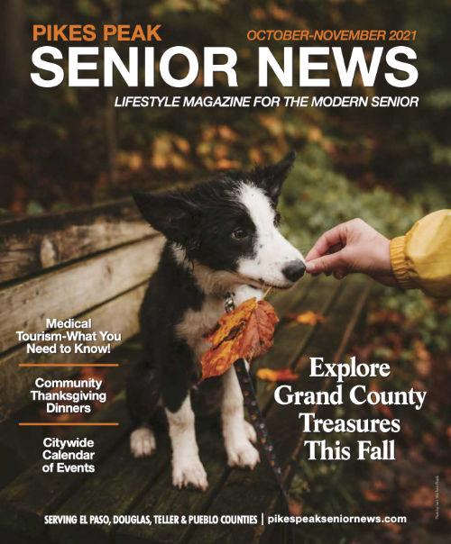 Pikes Peak Senior News Magazine - October and November 2021